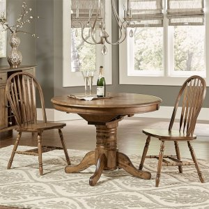 Liberty Furniture Industries3 Piece Round Table Set
