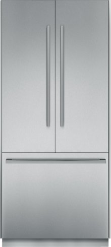 36 inch Built-In French Door Bottom-Freezer T36BT810NS