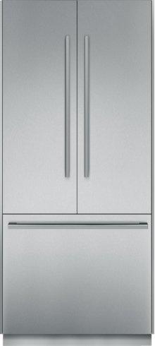 36 inch Built-In French Door Bottom-Freezer T36BT810NS **New In Box**