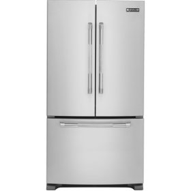 "69"" Counter-Depth, French Door Refrigerator with Internal Water/Ice Dispensers, Pro Style Stainless"