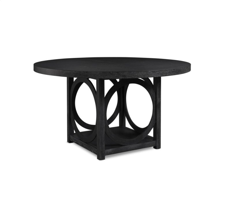 Serenade Round Dining Table 56 W X D 30