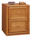 Contemporary 2 Drawer File Cabinet Product Image