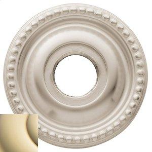 Lifetime Polished Brass 5027 Estate Rose Product Image