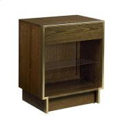 AD Modern Organics Berkley Open Nightstand Product Image