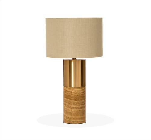 Anderson Lamp - Coffee