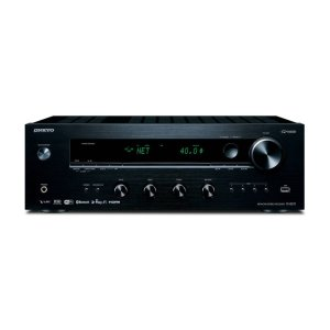 OnkyoNetwork Stereo Receiver with Built-In HDMI, Wi-Fi & Bluetooth