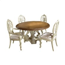 """Round Valencia Dining Table - 54"""""""