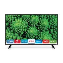 "The All-New 2017 D-series 40"" Class Full-Array LED Smart HDTV"