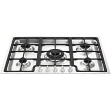 "72CM (approx. 28"") ""Linea"" Gas Cooktop Stainless Steel"