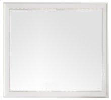"""Bristol 44"""" Rectangular Mirror, Bright White"""