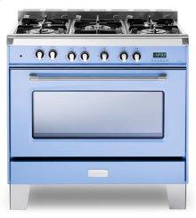 "Verona Classic 36"" Dual Fuel Single Oven Range"