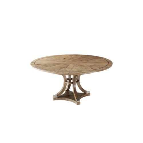 Devereaux Dining Table, Echo Oak