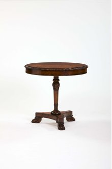 Wellington Court Lamp Table