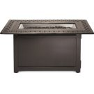 Victorian Rectangle Patioflame Table , Bronze , Propane Product Image