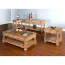 """Dockside Coffee Table Dimensions : 48"""" X 28"""" X 19""""h Product Image"""