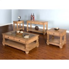 """Dockside Sofa/console Table 48"""" X 18"""" X 28'h"""