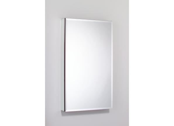 Additional Flat Beveled Mirror Cabinet