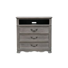 Simply Charming Media Chest