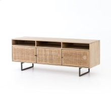 Carmel Media Console-natural Mango