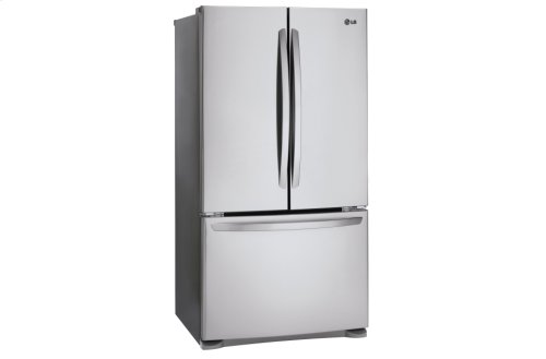 25 cu.ft. Mega Capacity 3-Door French Door Refrigerator