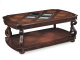 Rectangular Cocktail Table (w/Casters) Product Image