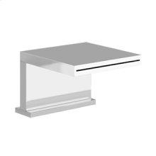 Deck mounted bath spout, 1/2 connections - Spout projection 6-5/16