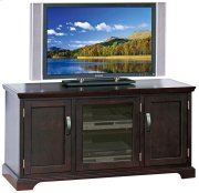 "Chocolate Bronze 50"" TV Console #81350 Product Image"