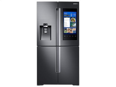 28 cu. ft. Capacity 4-Door Flex Refrigerator with Family Hub (2017) Product Image