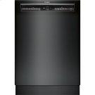 24' Recessed Handle Dishwasher 800 Plus Series- Black Product Image