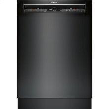 24' Recessed Handle Dishwasher 800 Plus Series- Black