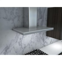 """30"""" Luce Wall Hood with 600 CFM Blower, 5 Speed Levels, ACT, ICON Touch"""