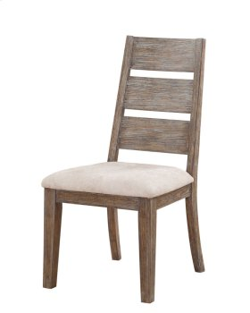 Side Chair W/uph Seat Set Up