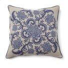 Indigo Print Pillow Product Image