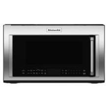 """950-Watt Convection Microwave with Convection Cooking - 30"""" - Stainless Steel with PrintShield™ Finish"""