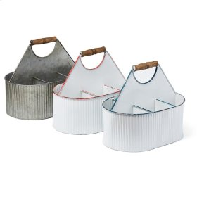 Heidi Utensil Caddies - Ast 3
