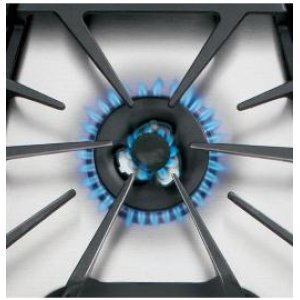 "36"" Built-In Deep-recessed Gas Cooktop"