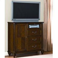 Unique and Functional Entertainment Dresser