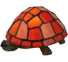 """4""""High Turtle Accent Lamp"""