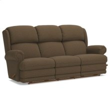 Kirkwood Wall Reclining Sofa w/ Brass Nail Head Trim