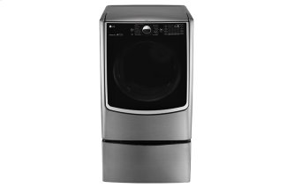 7.4.CU.FT. Ultra Largecapacity Electric Steamdryer With Turbosteam Technology