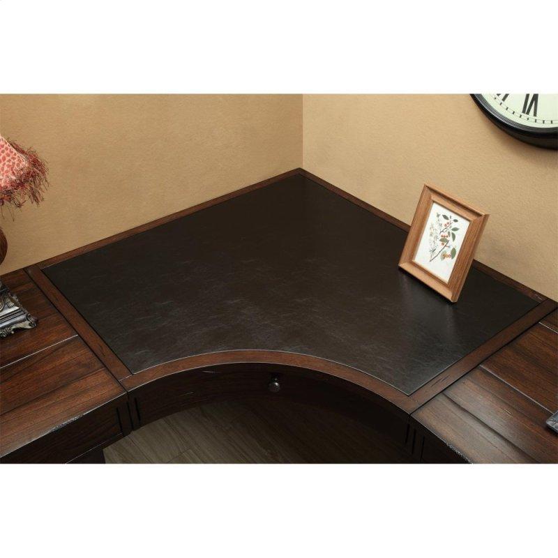 Curved Corner Desk Height Adjustable Desk