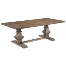 Kinzie Rect Dining Table