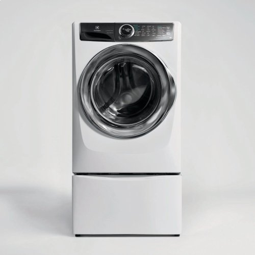 Front Load Perfect Steam Washer with LuxCare® Wash and SmartBoost® - 4.4 Cu.Ft.