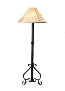 Iron Floor Lamp 017 (without shade)