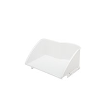 Frigidaire White Ice Cream Shelf