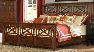 Appalachian Hardwood Collection -  English Garden Bed