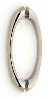 C855 Series Back-to-Back Pull G855-6 - Polished Nickel