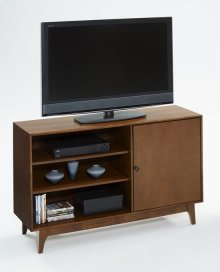 "50"" Media Console - Cinnamon Finish"