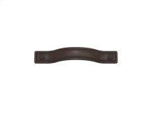 Button Bow 160 In Chocolate And Antique Bronze