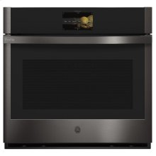 """GE Profile™ Series 30"""" Built-In Convection Single Wall Oven"""